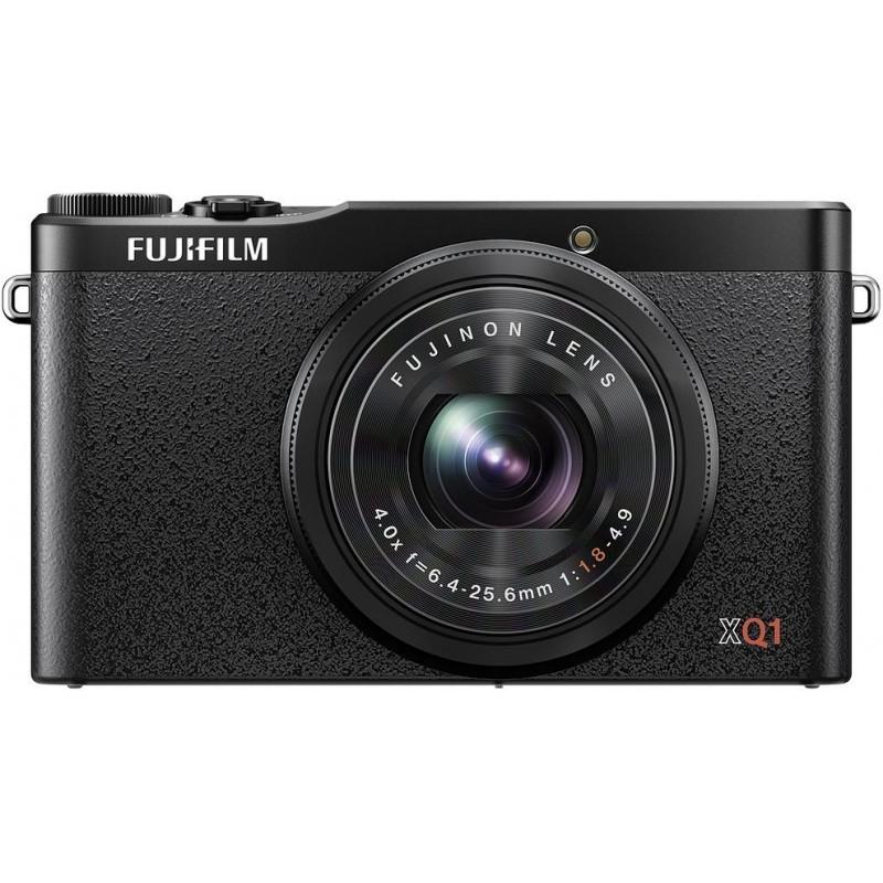 Fujifilm XQ1, must
