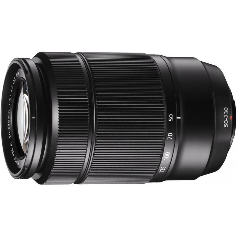 Fujifilm XC 50-230mm f/4.5-6.7 OIS must objektiiv