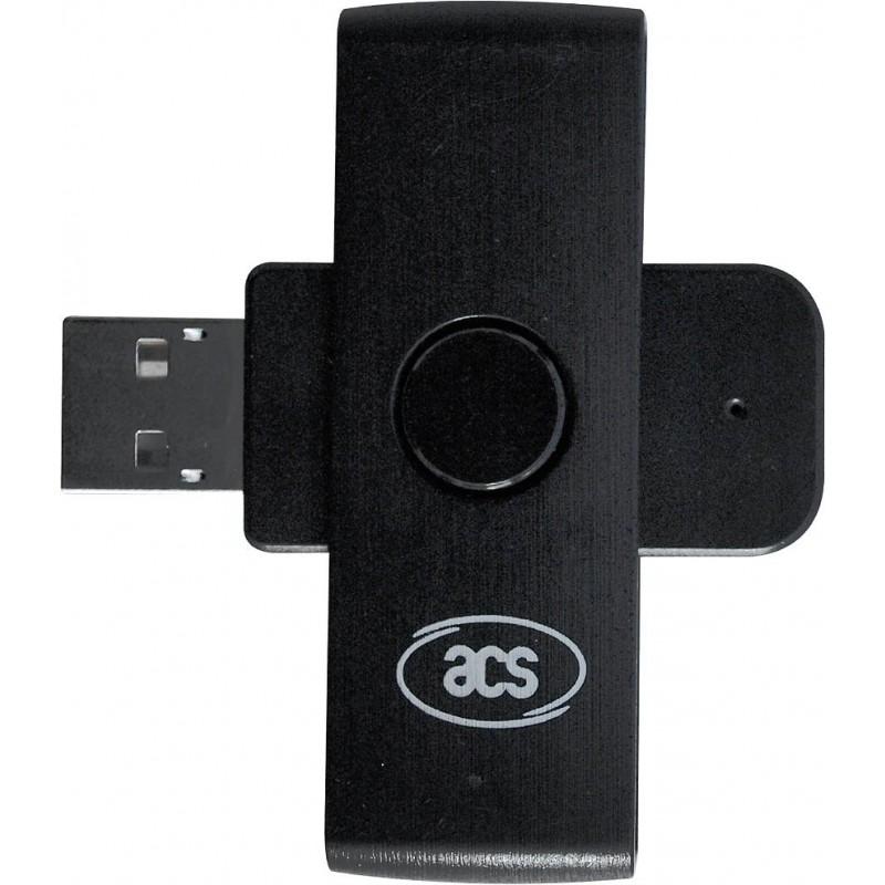 ACS ID-kaardi lugeja ACR38U-N1 USB