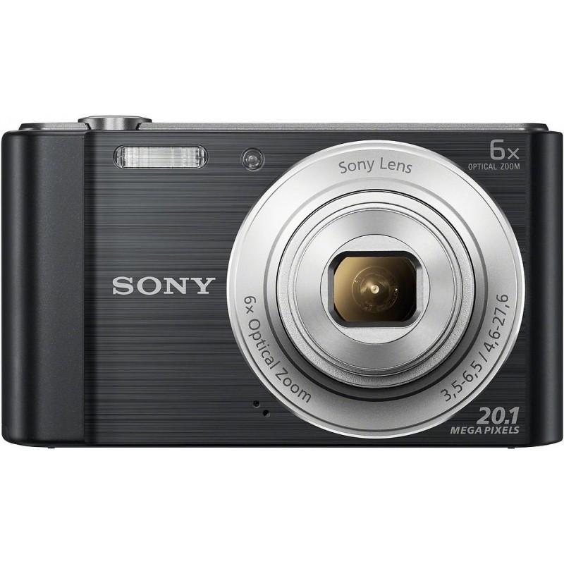 Sony DSC-W810, black