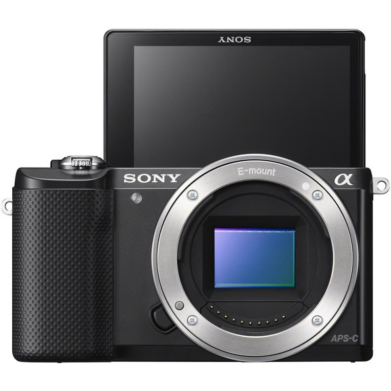 Sony a5000 + 16-50mm Kit, must