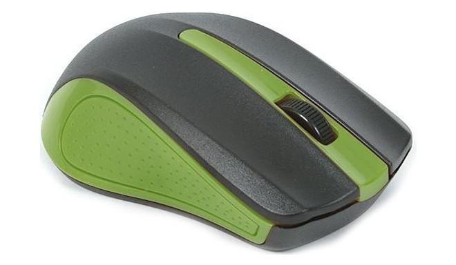 Omega pele OM-05G, zaļa