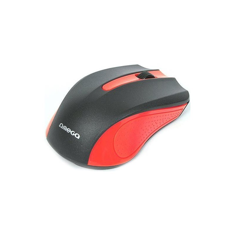 Omega hiir OM-05R, punane