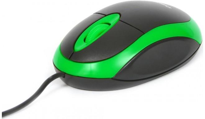 Omega hiir OM-06VG, roheline
