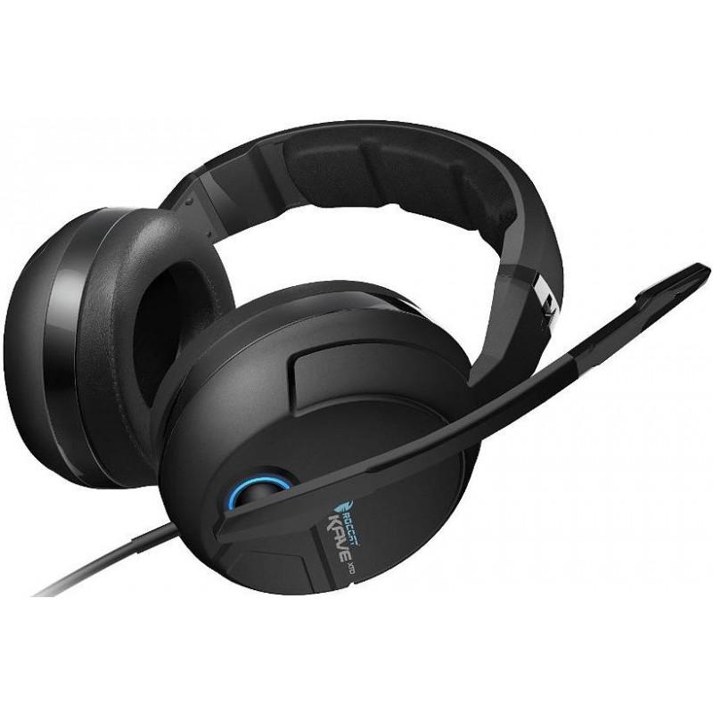 Roccat kõrvaklapid + mikrofon Kave XTD 5.1 (ROC-14-160)