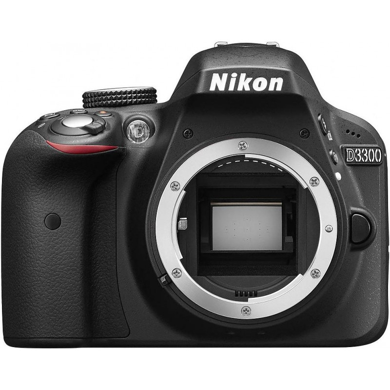 Nikon D3300  kere, must