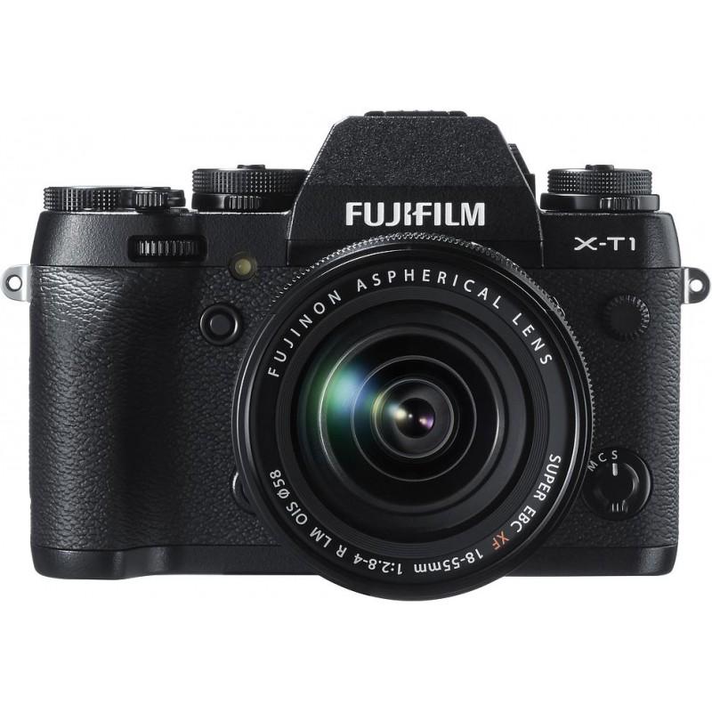 Fujifilm X-T1 + 18-55мм Kit