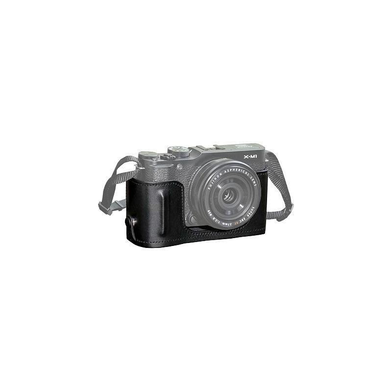 Fujifilm кожаный чехол BLC-XM1, чёрный