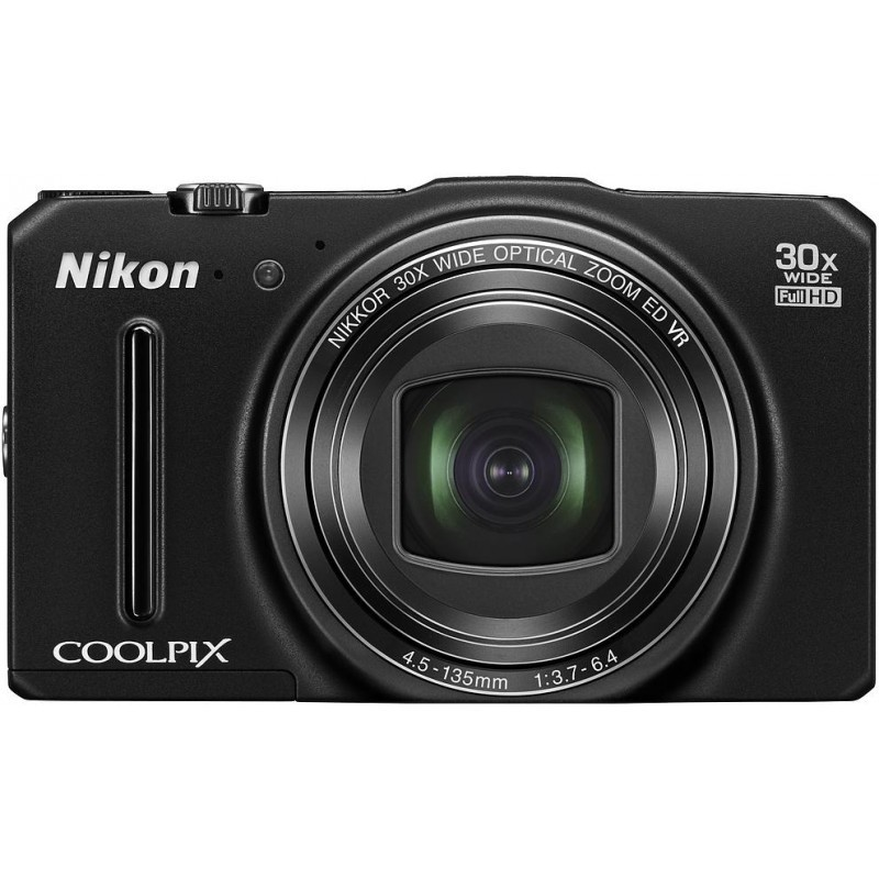 Nikon Coolpix S9700, must