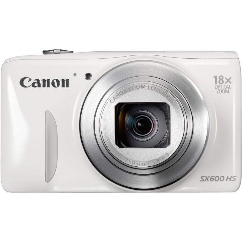 Canon PowerShot SX600 HS, valge