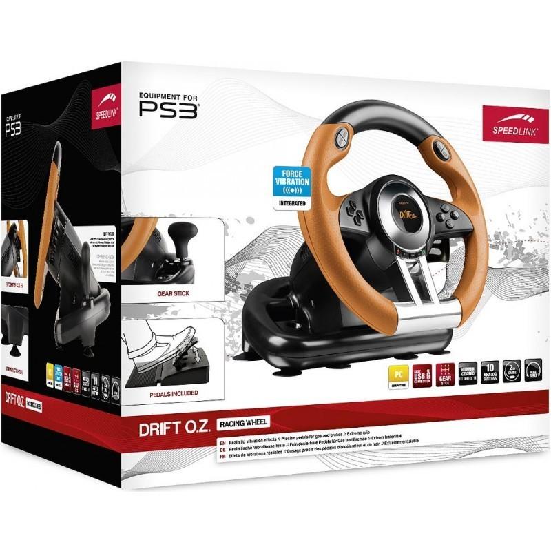 Speedlink rool Drift O.Z. SL4495-BKOR