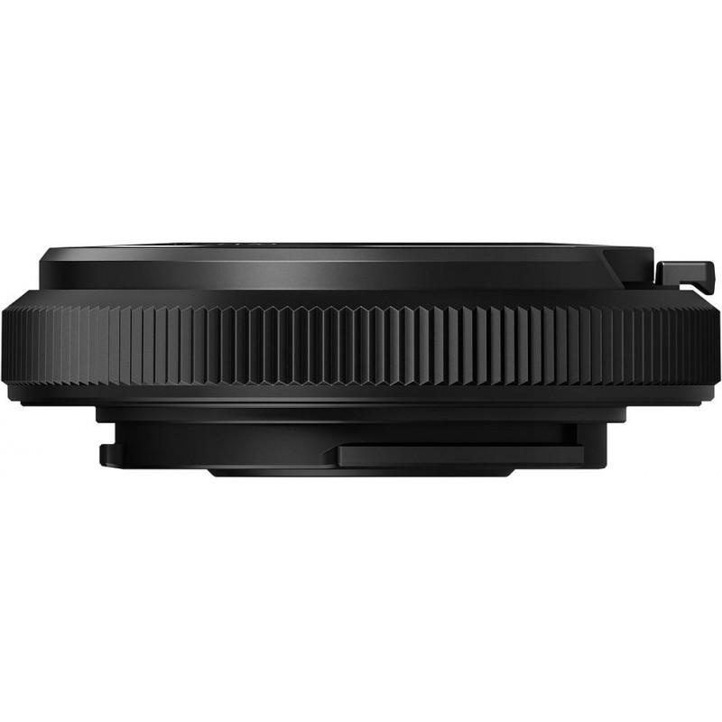 Olympus kerekork-objektiiv 9mm f/8.0 Fisheye, must