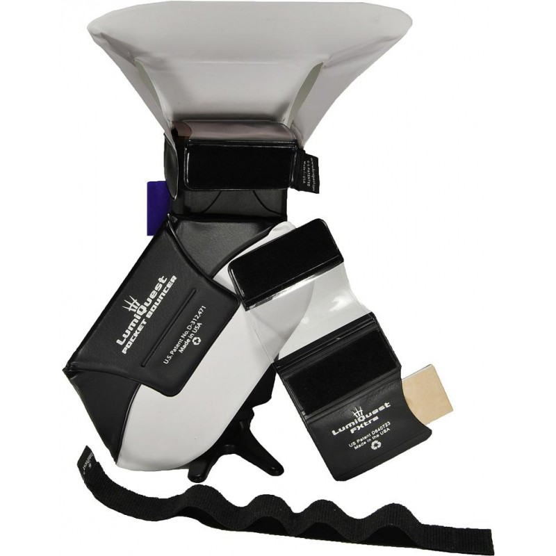 Lumiquest välgutarvikute komplekt Starter Kit (LQ-140)