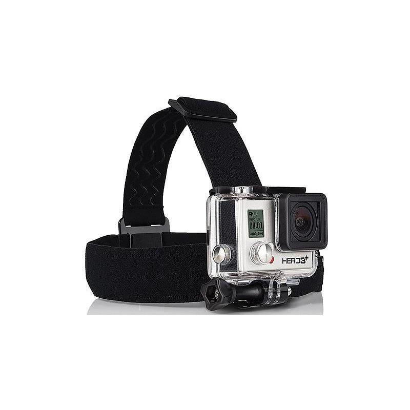 GoPro Hero peapael + kiirkinnitusklamber