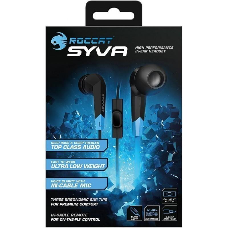 Roccat kõrvaklapid + mikrofon Syva ROC-14-100