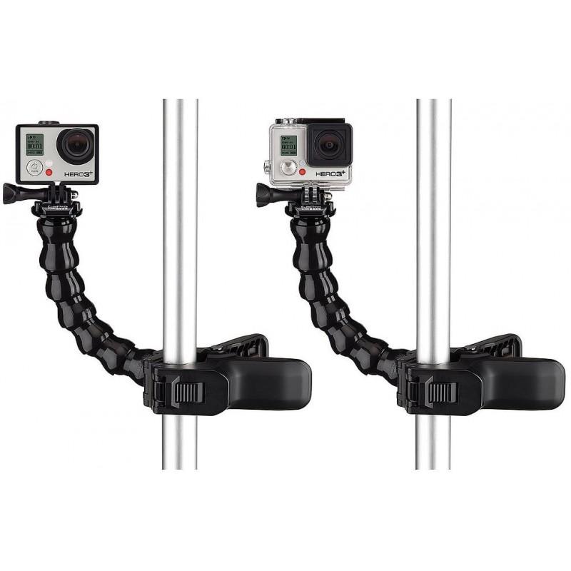 GoPro Jaws: Flex Clamp klambriga kinnitus