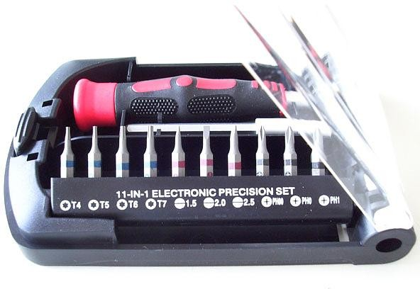 Vivanco Precision Tool Kit (33595)