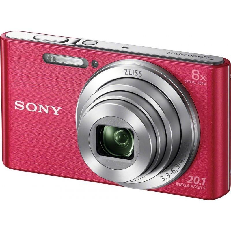 Sony DSC-W830, pink