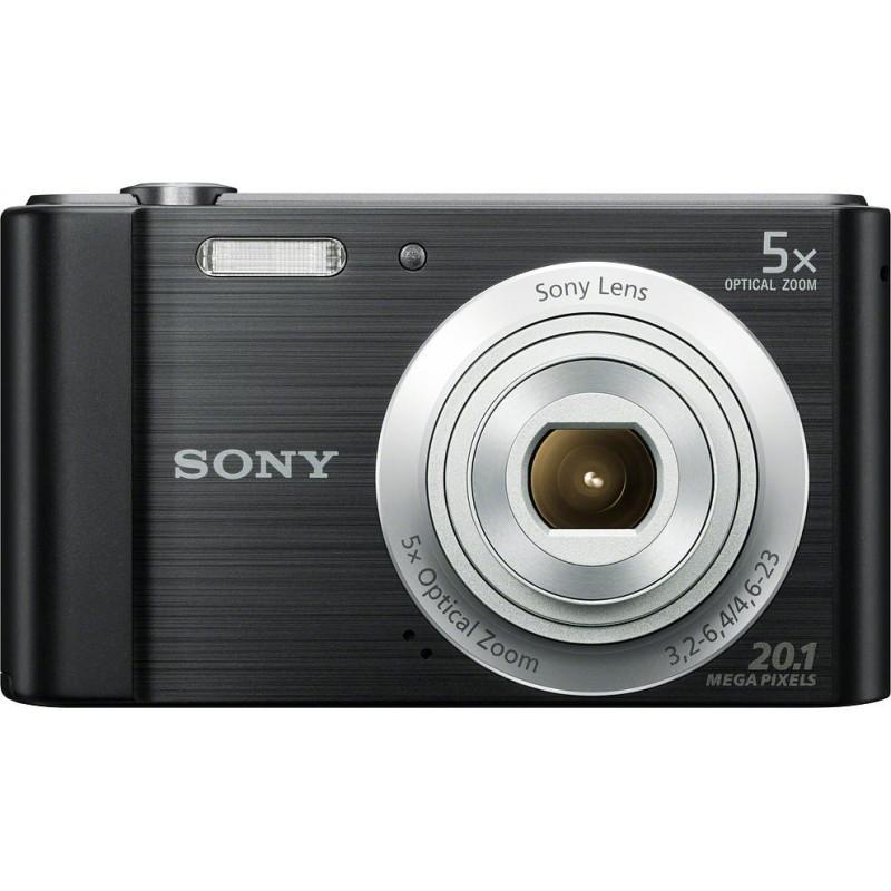 Sony DSC-W800, black