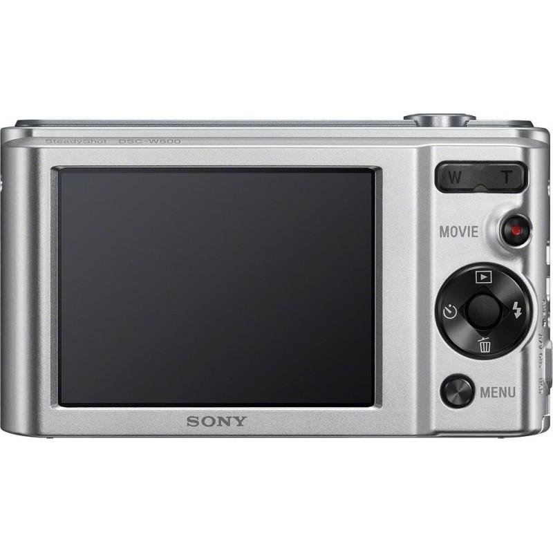 Sony DSC-W800, silver
