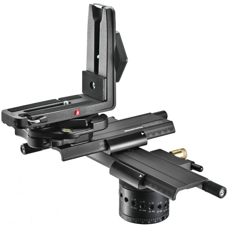 Manfrotto panoramic head MH057A5-Long Pro