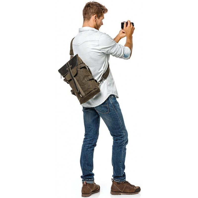 National Geographic Backpack/Sling Bag, brown (NG A4569) - Camera ...