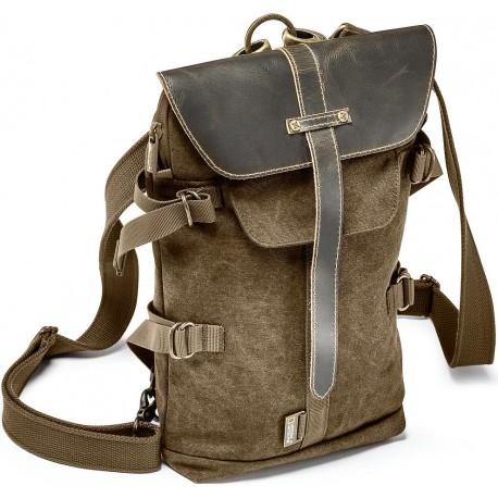 National Geographic seljakott/õlakott Backpack+Sling Bag, pruun (NG A4569)
