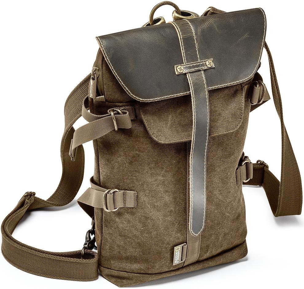 National Geographic seljakott/õlakott Backpack+S..