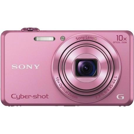 Sony DSC-WX220, rozā