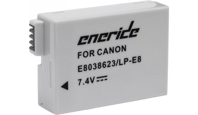 Eneride aku E (Canon LP-E8, 950mAh)