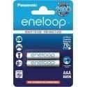 Panasonic eneloop аккумулятор AAA 750 2BP