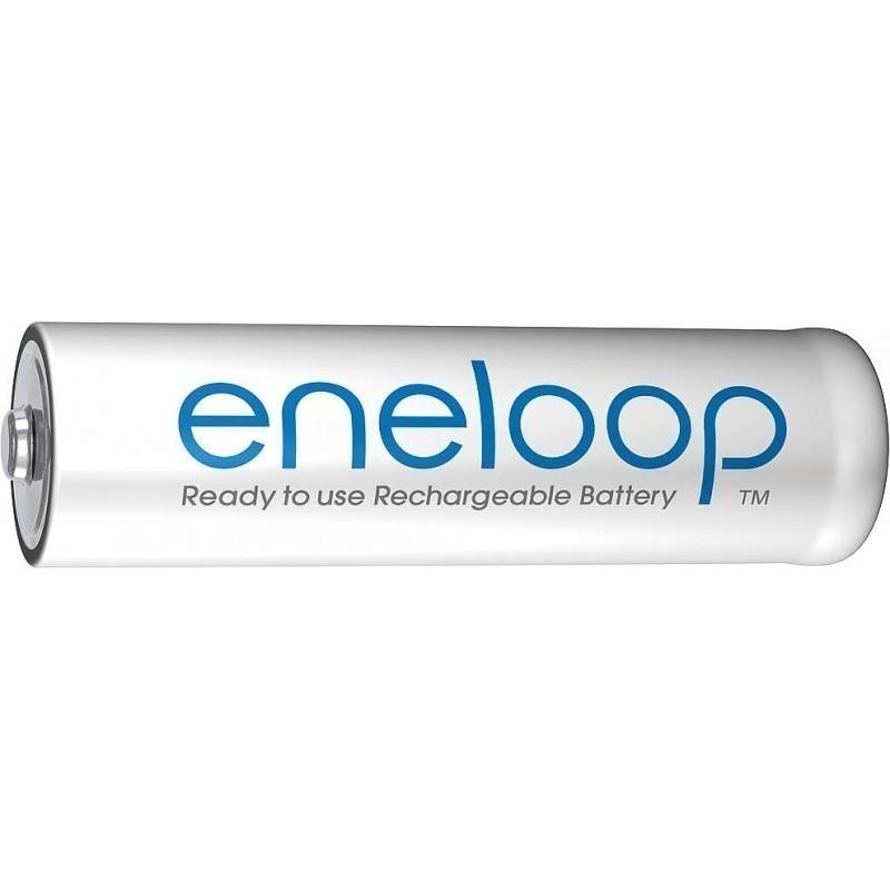 Panasonic eneloop laadija BQ-CC16+4x1900