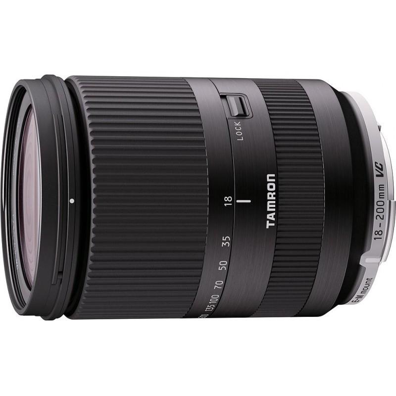 Tamron 18-200mm f/3.5-6.3 DI III VC objektiiv Canon EOS M