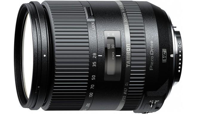 Tamron 28-300мм f/3.5-6.3 DI VC PZD объектив для Nikon
