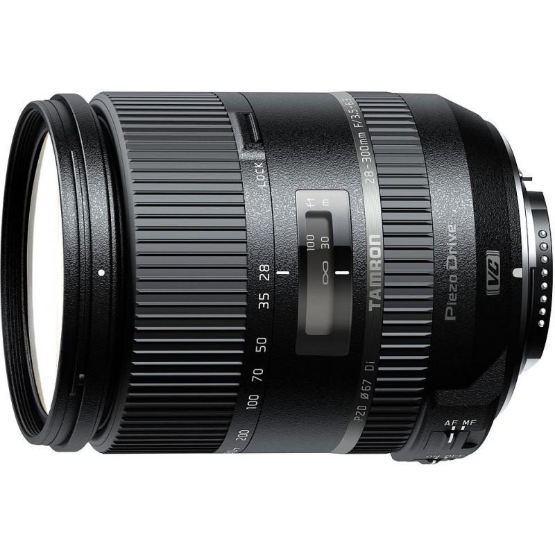 Tamron 28-300mm f/3.5-6.3 DI VC PZD objektiiv Nikonile