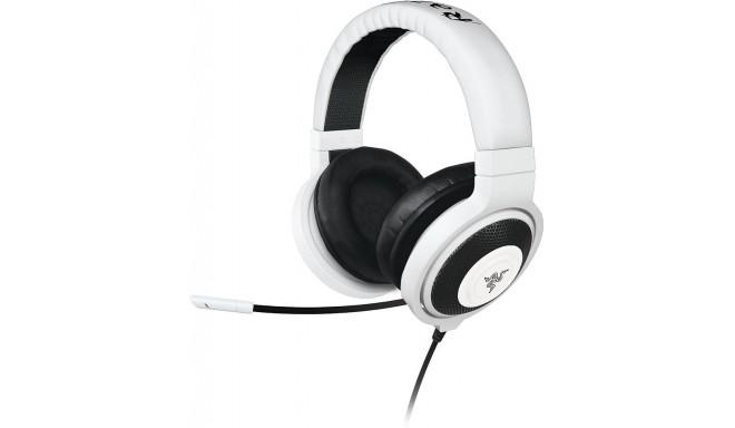 Razer kõrvaklapid + mikrofon Kraken Pro 2012, valge