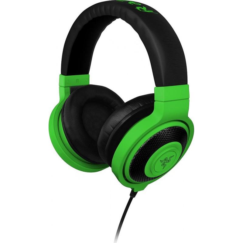 Razer kõrvaklapid Kraken Neon, roheline