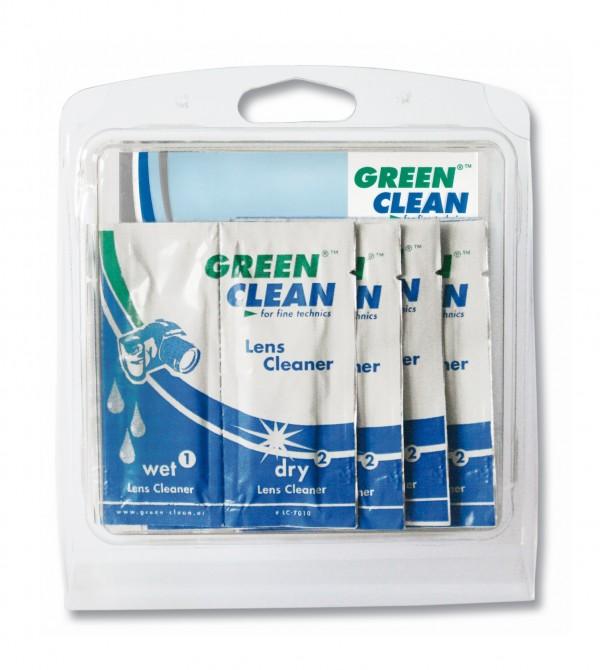 Green Clean puhastuslapid LC-7010 10tk