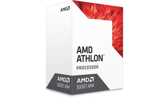 AMD Athlon X4 950, 4C/4T, 3.8 GHz, 2 MB, AM4, 65W, BOX
