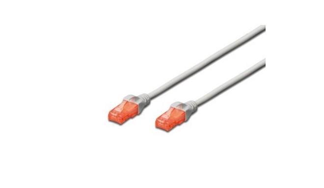 digitus premium cat 6 utp patch cable  length 5m  color