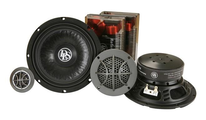 DLS autokõlar CK-RC6.3