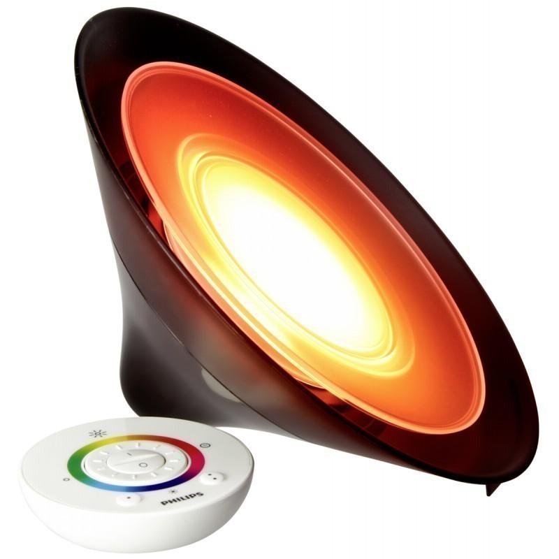 philips living colors aura black p randalambid photopoint. Black Bedroom Furniture Sets. Home Design Ideas