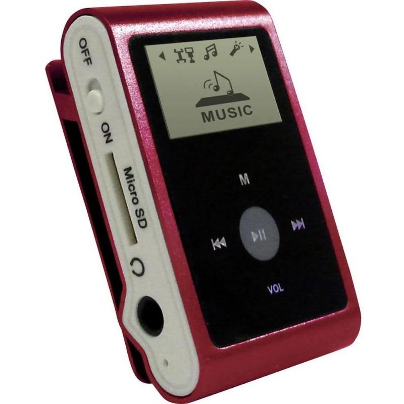 MPman mp3-mängija MP30WOMRED
