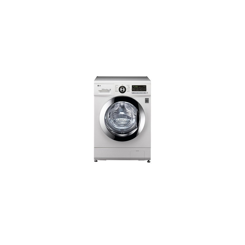 how to clean front loading washing machine lg
