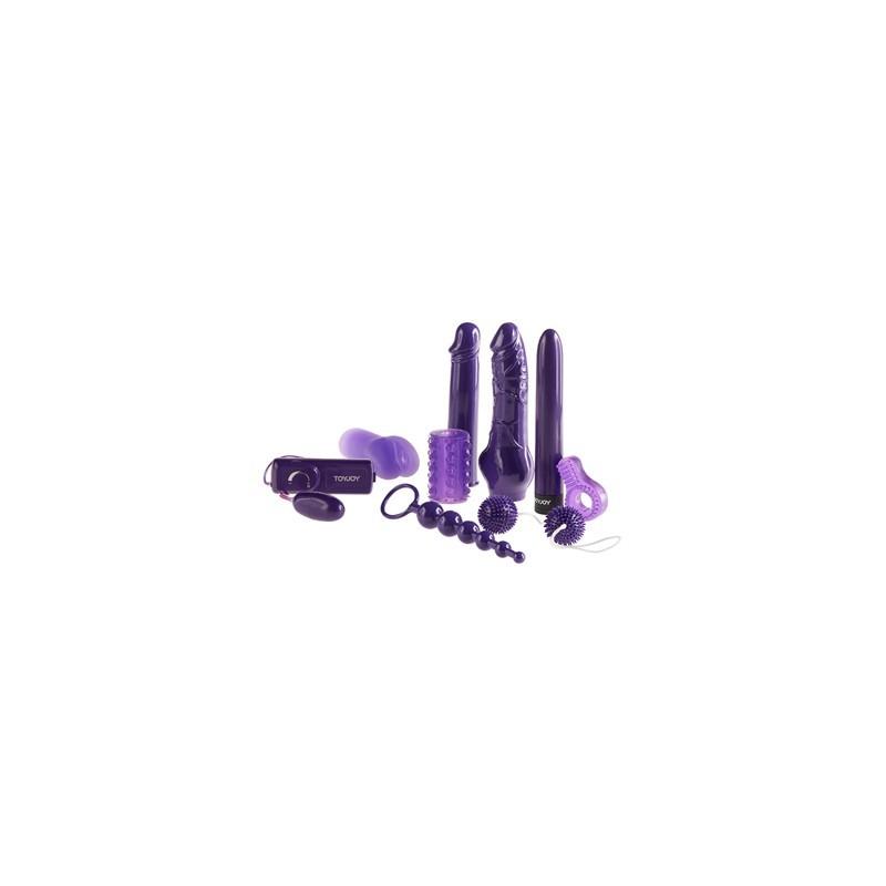 Mega Purple Sex Toy Kit Fakingstv 1