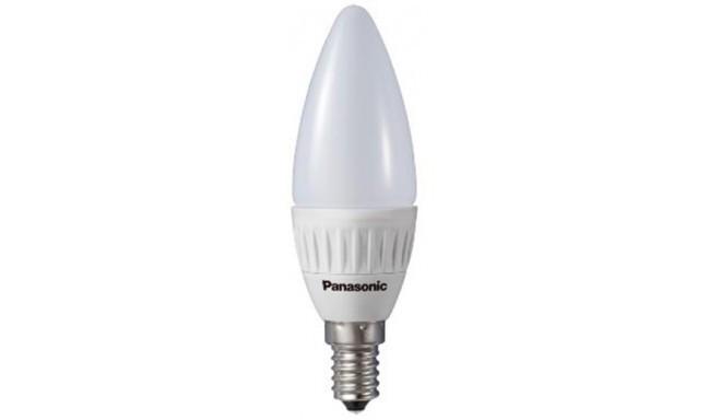 Panasonic LED spuldze E14 5W=30W 2700K (LDAHV5L27CFE14EP)