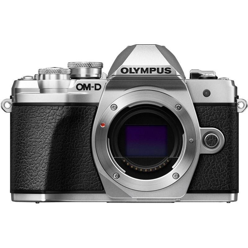 Olympus OM-D E-M10 Mark III body, silver