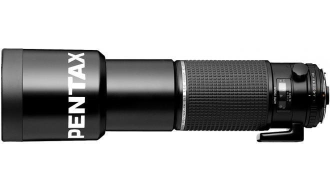 smc Pentax 645 FA 400mm f/5.6 ED (IF) objektiiv