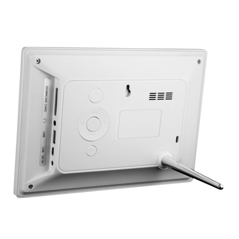 Braun DigiFrame 850 white 20,3cm (8 ) - Digital photo frames ...