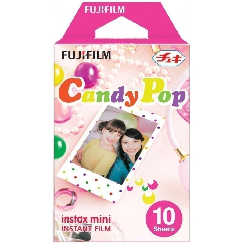 Fujifilm Instax Mini 1x10 Candy Pop